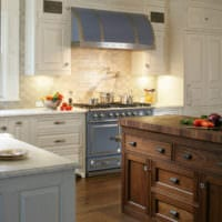 кухня прованс фото дизайна