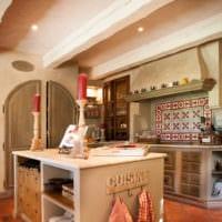 кухня прованс фото идеи