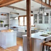 кухня прованс идеи дизайн