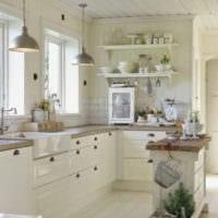 кухня прованс идеи дизайна