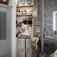 кухня прованс современный дизайн