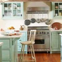 кухня прованс стильный дизайн