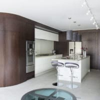 кухня венге дизайн идеи