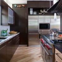 кухня венге идеи фото