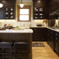 кухня венге идеи интерьер