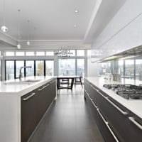 кухня венге идеи стильного интерьера