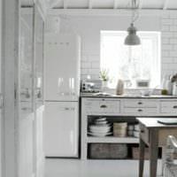 кухня ретро 3 на 3