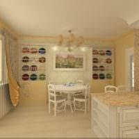 кухня на даче фото дизайна