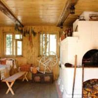 кухня на даче фото идеи