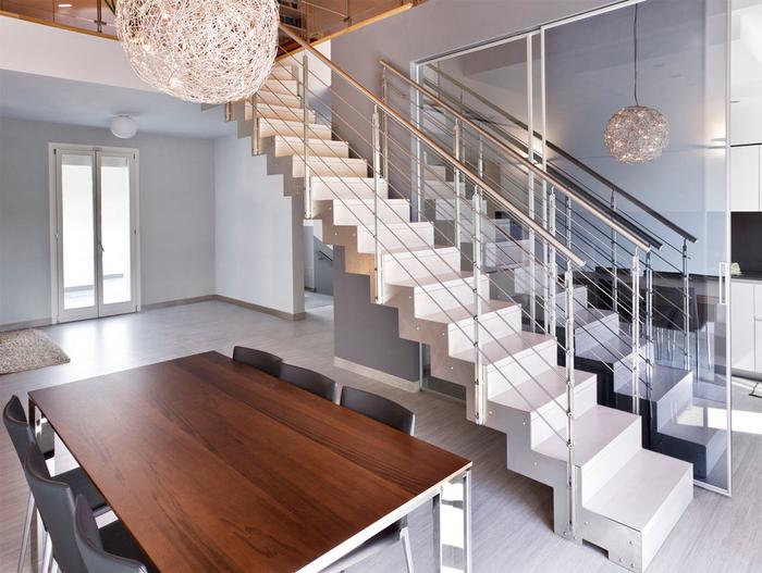 идеи дизайна лестницы