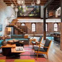 лестница в частном доме идеи дизайна