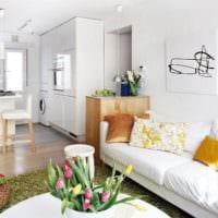 маленькие квартиры дизайн