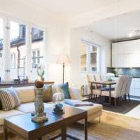 планировка для маленькой квартиры