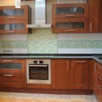 идея необычного дизайна кухни 10 кв.м. серии п 44 фото