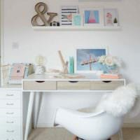 идея яркого интерьера детской комнаты для девочки картинка