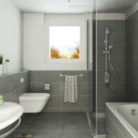 вариант красивого декора укладки плитки в ванной комнате фото