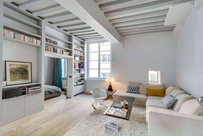 проект малогабаритной квартиры