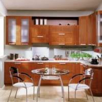 кухня совмещенная с балконом в квартире