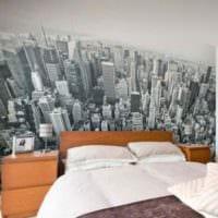 идея необычного стиля комнаты 12 кв.м фото