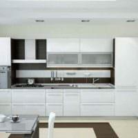 идея необычного интерьера кухни 13 кв.м картинка