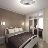 пример яркого интерьера комнаты 12 кв.м картинка