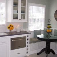 идея красивого стиля кухни 11 кв.м картинка
