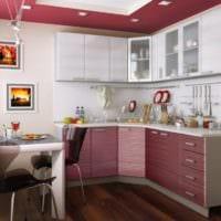 дизайн кухни с окном 7 кв м