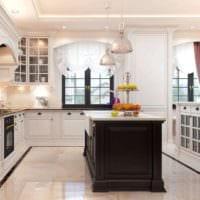 дизайн кухни с окном 14 кв м