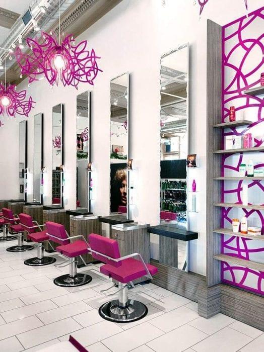 идеи дизайна для салона красоты