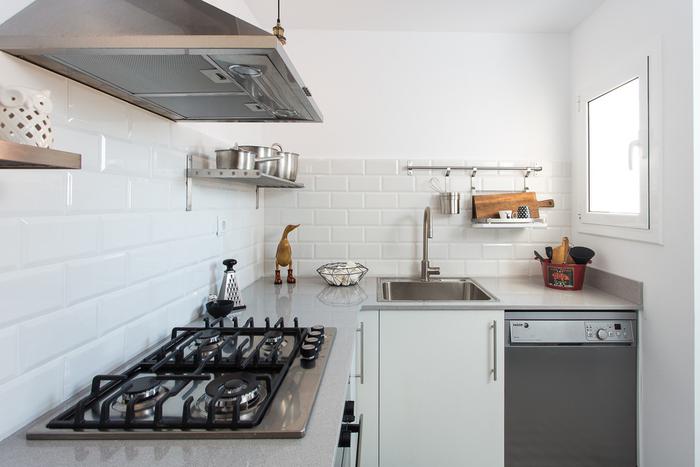 оборудование кухни 6 кв м