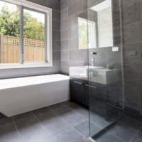 плитка для ванной из камня
