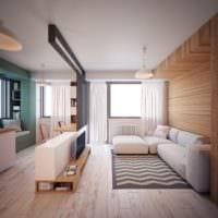 дизайн квартиры 33 м2 фото идеи