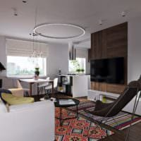 дизайн квартиры 33 м2 фото интерьера