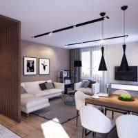 дизайн квартиры 33 м2 фото планировки