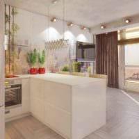 дизайн квартиры 33 м2 идеи интерьера