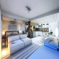 дизайн квартиры 33 м2 идеи планировки