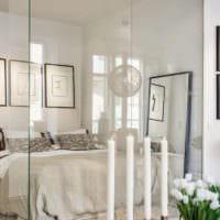 дизайн квартиры 33 м2 интерьер