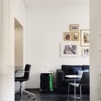 дизайн квартиры 33 м2 планировка фото