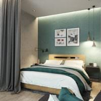 дизайн квартиры 42 метра фото интерьера