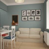 дизайн квартиры 42 метра идеи фото