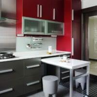 дизайн маленькой кухни планировка