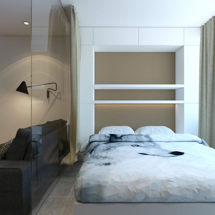 Жилые дома П-44 и типовые планировки квартир в серии П-44