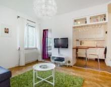 дизайн однокомнатной квартиры 36 кв м