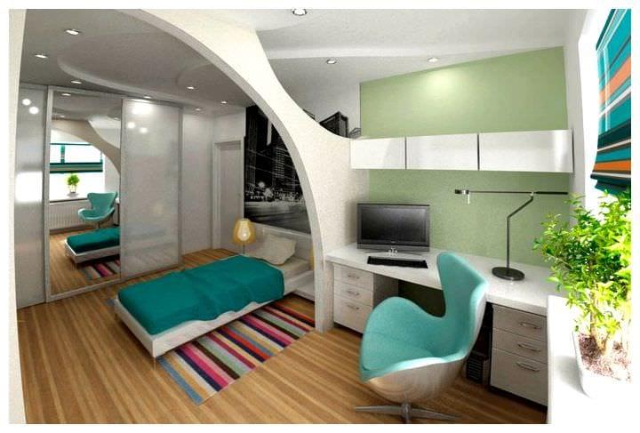 идеи квартиры с детской