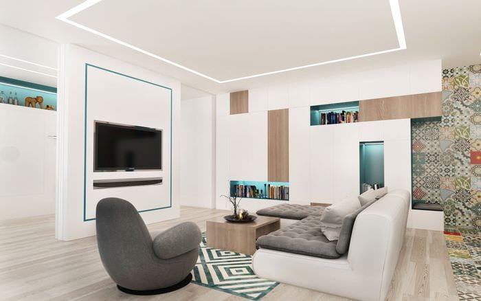 дизайн квартиры для семьи