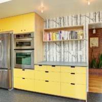 фотообои для кухни идеи