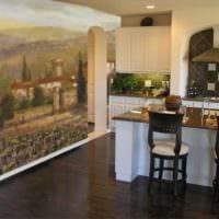 фотообои для кухни оформление
