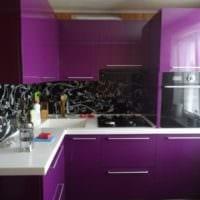 кухня в хрущевке дизайн фото