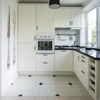 кухня в хрущевке проект фото