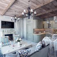 кухня в стиле прованс идеи